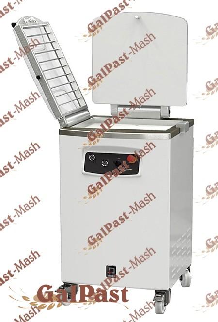 Гідравлічний ділитель тіста, напівавтоматичний, зі змінними рамними-ножами, 150-1000 грам / 20шт. Vitella SQ G SA 20 m (Італія) - 5