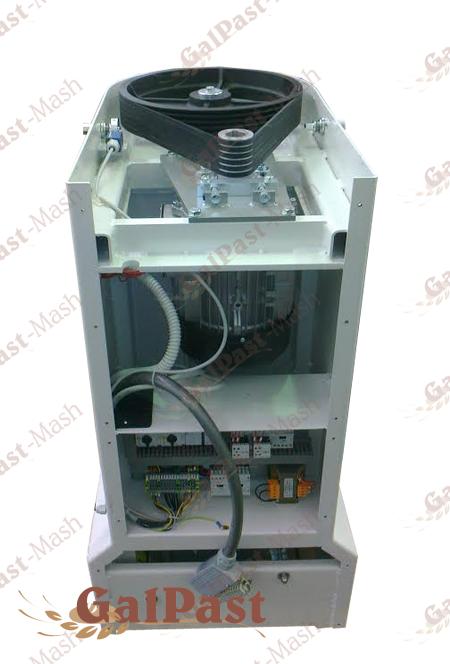 Тістомісильна машина 2 шв. з фіксованою діжею на 131л. / 80кг. тіста. LP Group VIS80. Електронне управління - 1