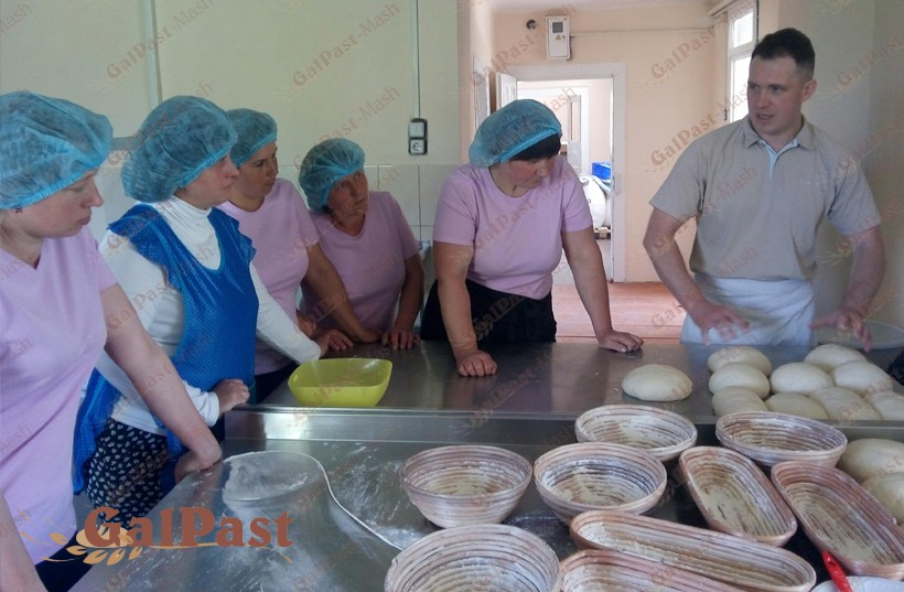 Піч хлібопекарна на дровах, класичного типу П'ЄЦ-ДС. Галпаст-Маш (Україна) - 6