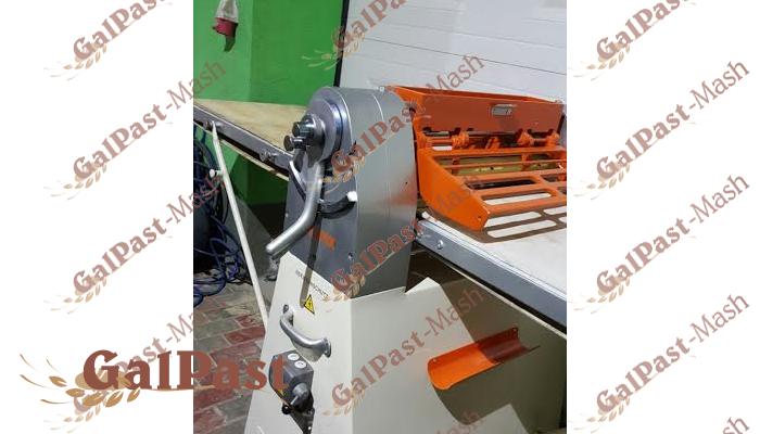 Розкатка тіста Fritsch Rollfix SF500x1100, 500x1100. Ручне управління. Електрична. Німеччина - 2