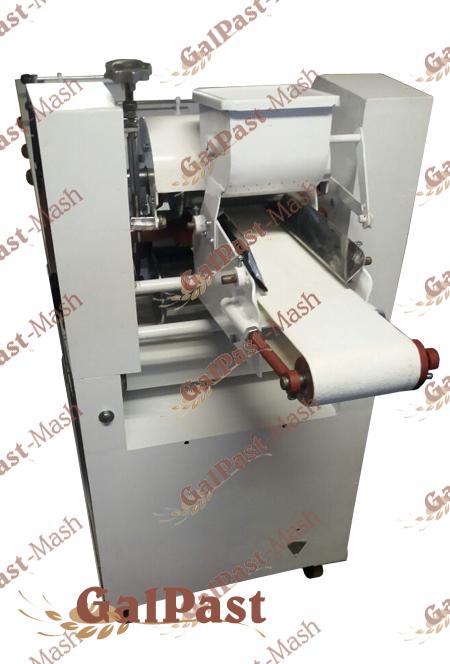 Машина для формування батонів та подових хлібів (Тістозакатка). На 2 подушки. Туреччина. Б/У - 4