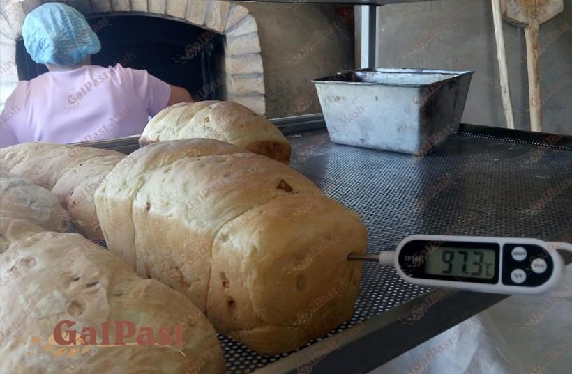 Піч хлібопекарна на дровах, класичного типу П'ЄЦ-ДС. Галпаст-Маш (Україна) - 3