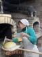 Піч хлібопекарна на дровах, класичного типу П'ЄЦ-ДС «Помпейський купол». Ручна робота - 4
