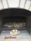 Піч хлібопекарна на дровах, класичного типу П'ЄЦ-ДС «Помпейський купол». Ручна робота - 1