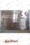 Гідравлічний ділитель тіста, напівавтоматичний, Pietroberto l20s 150-800 грам / 15шт, 2011 року, Італія. Б/У - 2